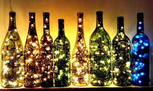 17 fascinatingly beautiful diy wine bottle crafts to accessorize 17 fascinatingly beautiful diy wine bottle crafts to accessorize your decor usefuldiyprojects 6 solutioingenieria Gallery