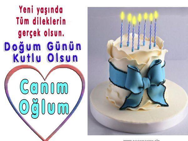 Canim Ogluma Dogum Gunu Mesaji Sayfanin Konusu Ogluma Dogum Gunu Mesaji Facebook Ogluma Dogum Youtube Happy Birthday Baby Knitting