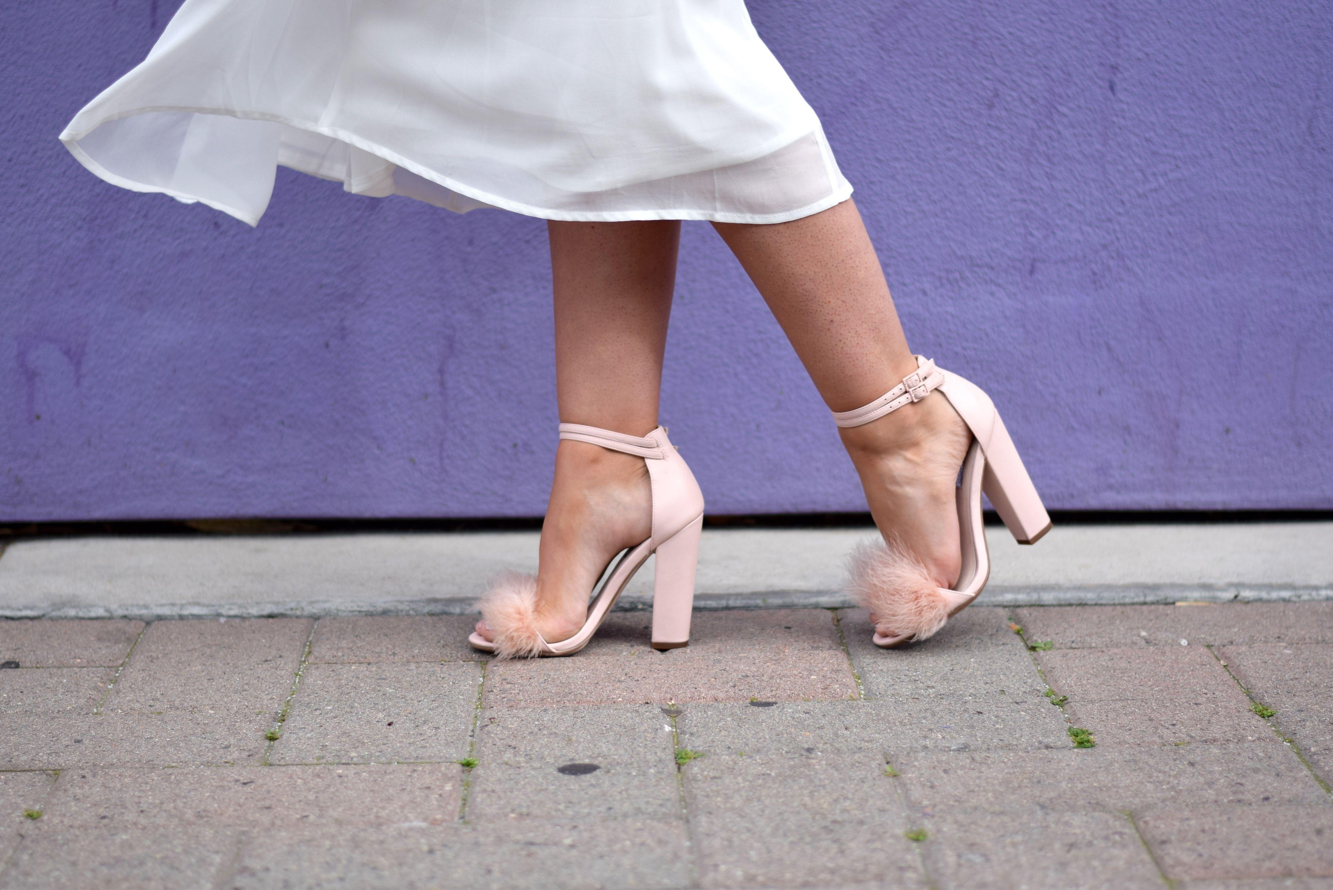 Little White Dress - LaurenJaclyn.com