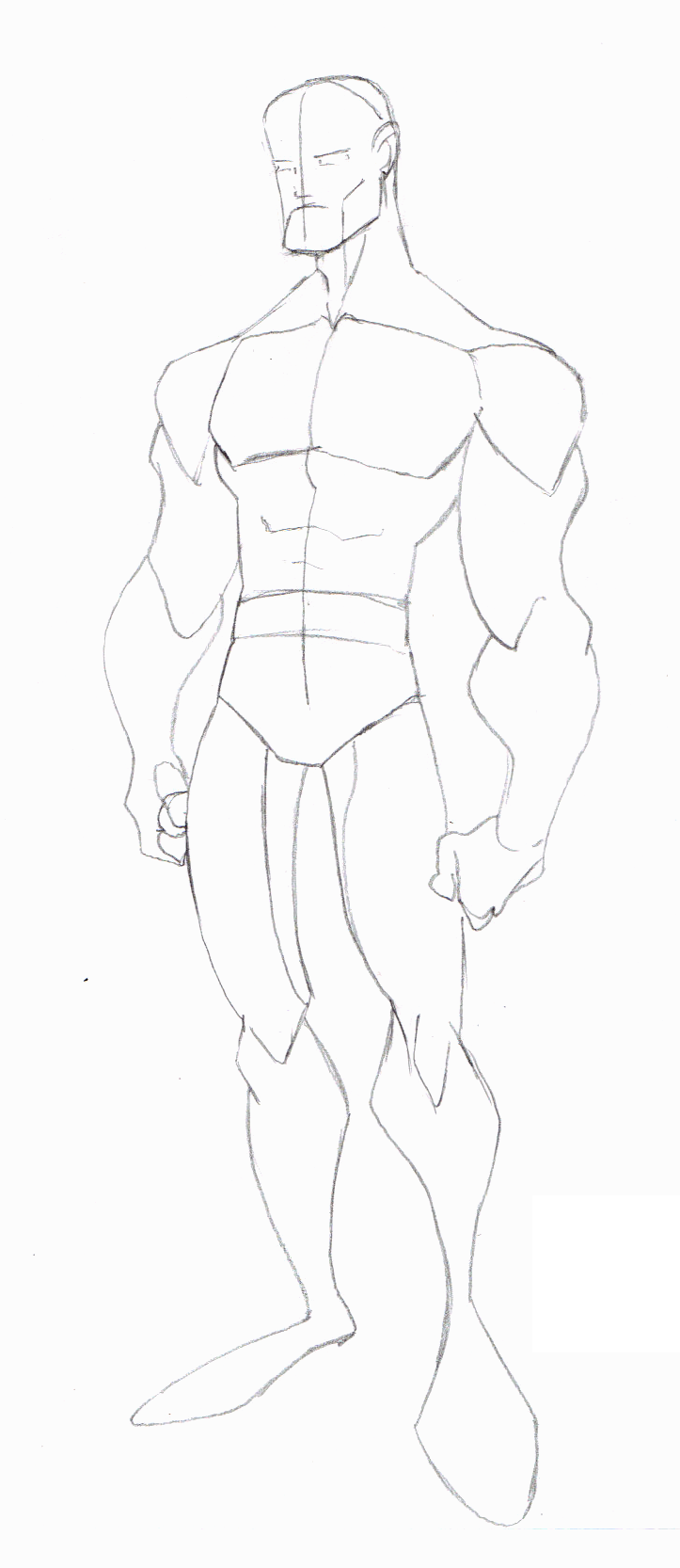 Animated Male Body Sketch 1 by ~skywarp-2 on deviantART        ★ || CHARACTER DESIGN REFERENCES (https://www.facebook.com/CharacterDesignReferences & https://www.pinterest.com/characterdesigh) • Love Character Design? Join the Character Design Challenge (link→ https://www.facebook.com/groups/CharacterDesignChallenge) Share your unique vision of a theme, promote your art in a community of over 25.000 artists! || ★