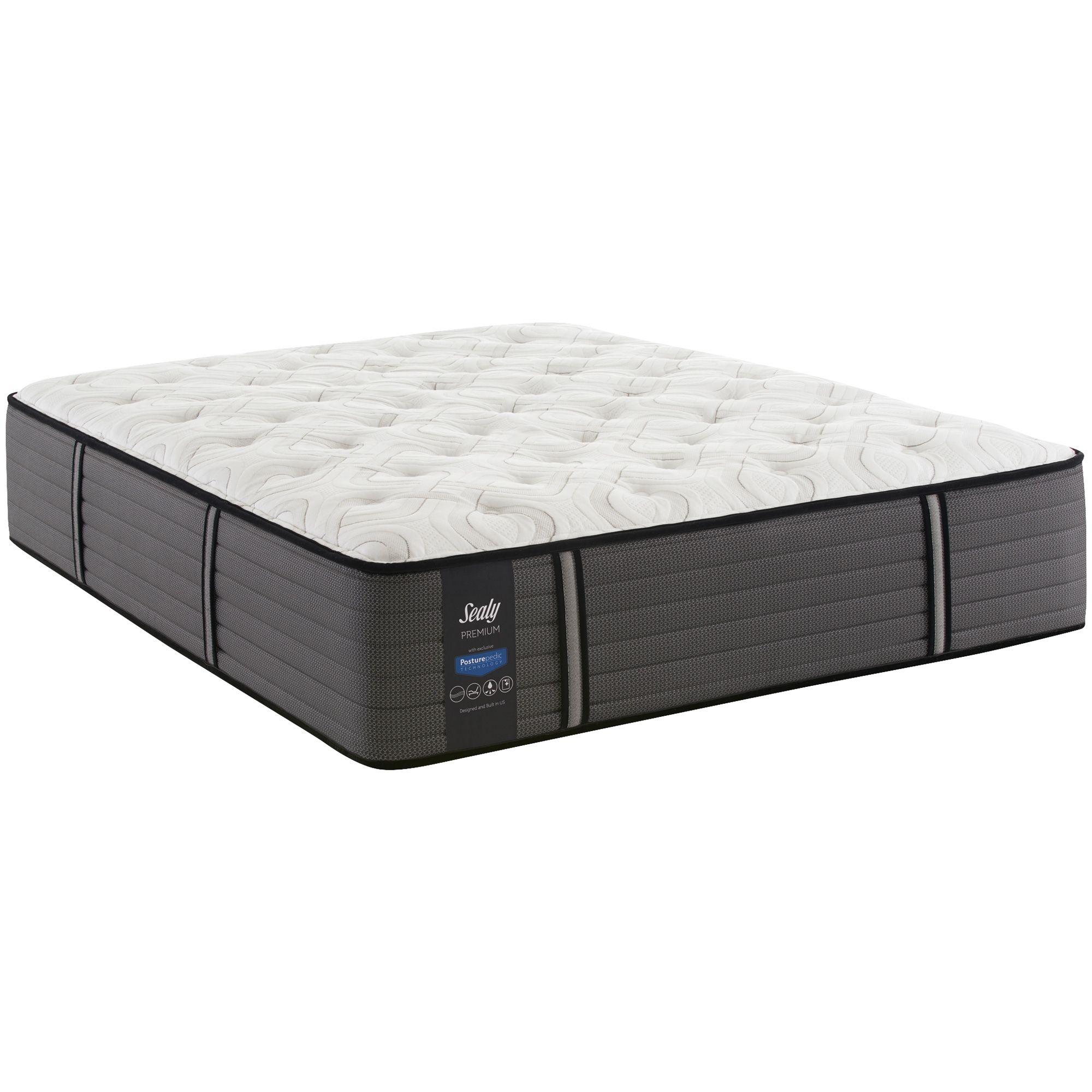Sealy Perserverance Plush California King Mattress Plush Mattress