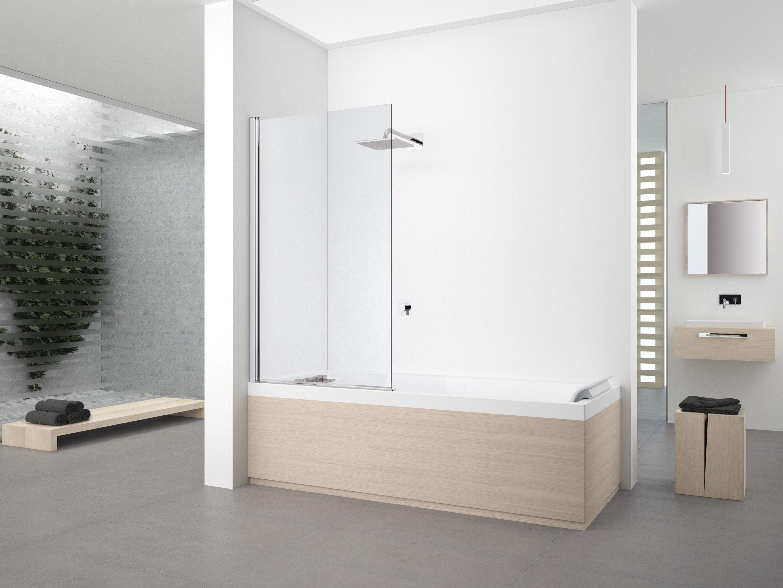 Pare-baignoires Young 2.0 1V - Novellini (avec images) | Baignoire design, Baignoire, Equipement ...