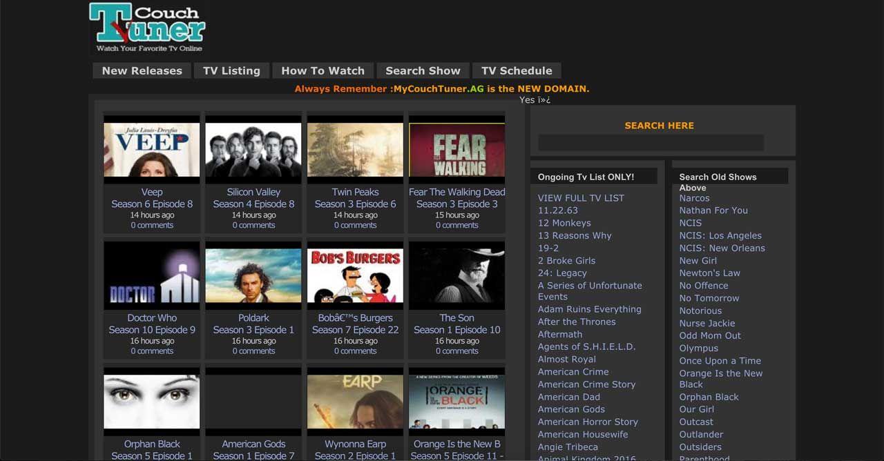 Best Couchtuner Alternatives Stream Online Movies and TV