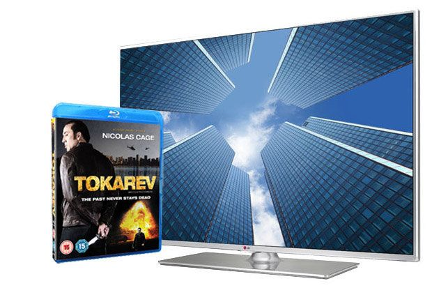 Win Tokarev on Bluray and LG Smart TV and Bluray player