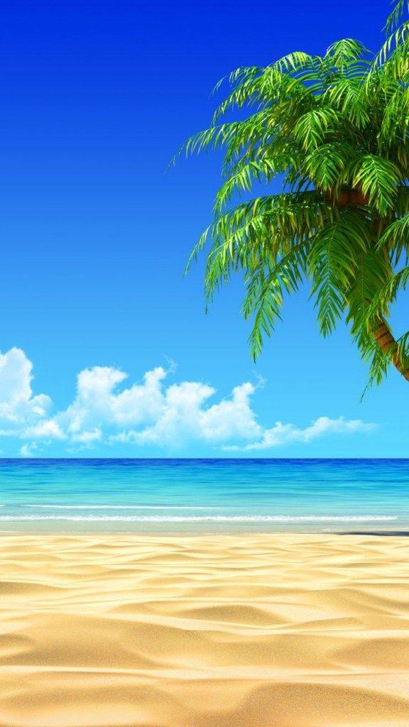 Beach Wallpaper Mobile Phone Wallpaper Traveler Decoracion Para Pared De Playa Fondos De Pantalla Arboles Fondo De Pantalla Tropical