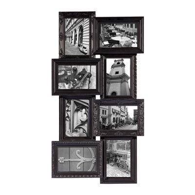 Nexxt Design PN00089-7FF Revet 8 4x6 Openings Black Frame | *Decor ...