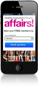 Lonely wives hookups