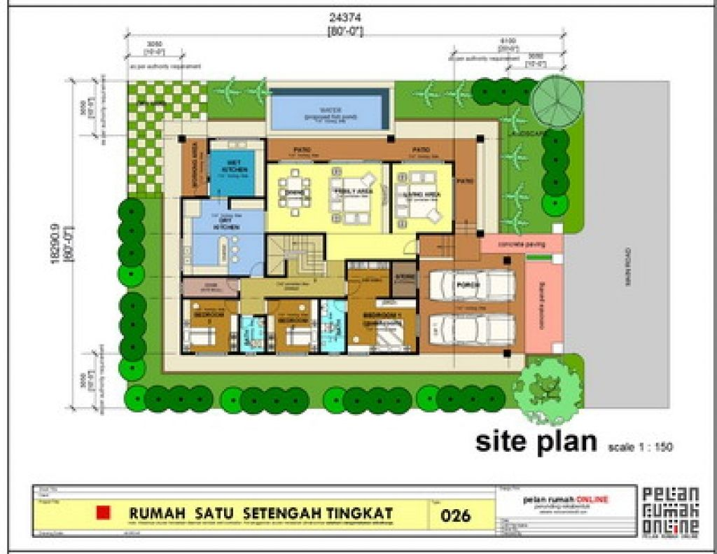 359725088968121592 on Narrow 3 Bedroom House Floor Plans