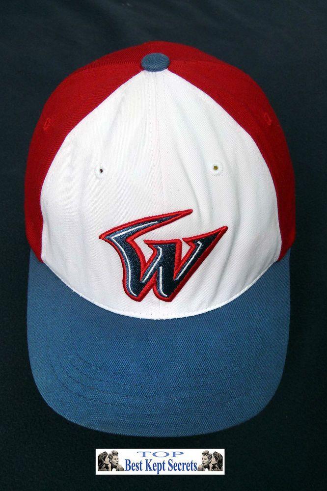 wyverns authentic mlb baseball cap hat ref csh2