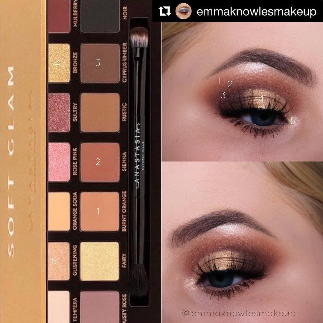 Eyeshadow Tutorials On Instagram Mua Emmaknowlesmakeup