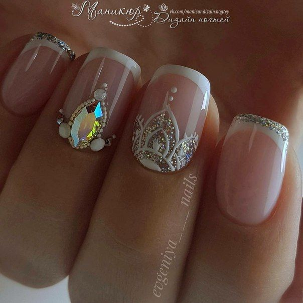 Фотография | Inspiring Nail Art | Pinterest | Finger, Top nail and ...