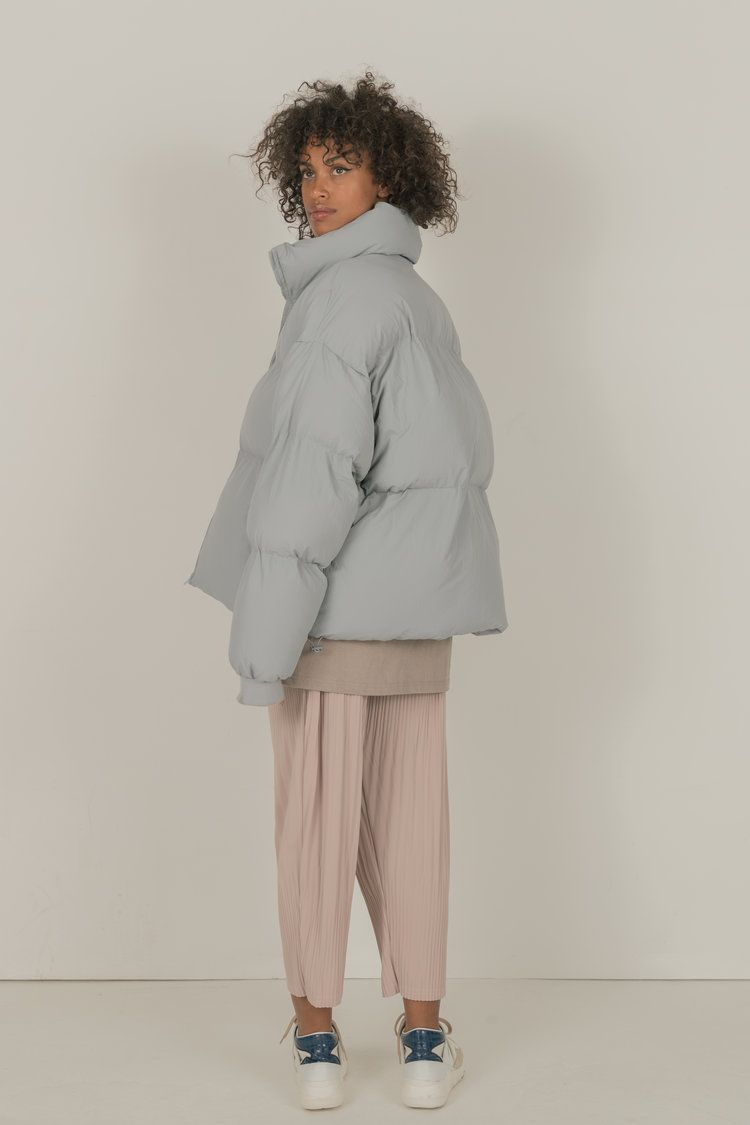 Cold Laundry Baby Blue Puffer Cold Laundry Baby Blue Puffer