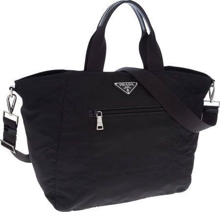 Prada Bag Nylon Tote