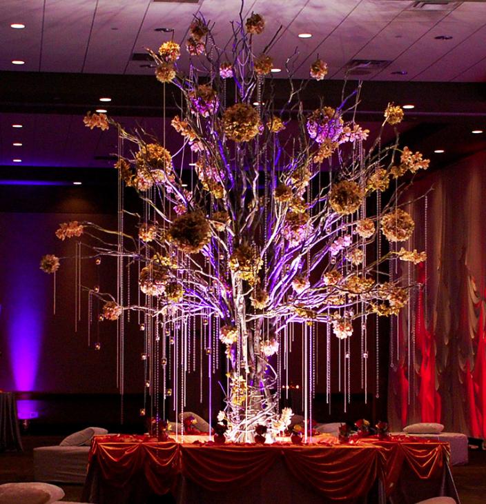 Beyond Stunning Ballroom Wedding Reception Designs From Yanni Design Studio. To see more: http://www.modwedding.com/2014/01/06/beyond-stunning-ballroom-wedding-reception-designs/ #wedding #weddings #reception