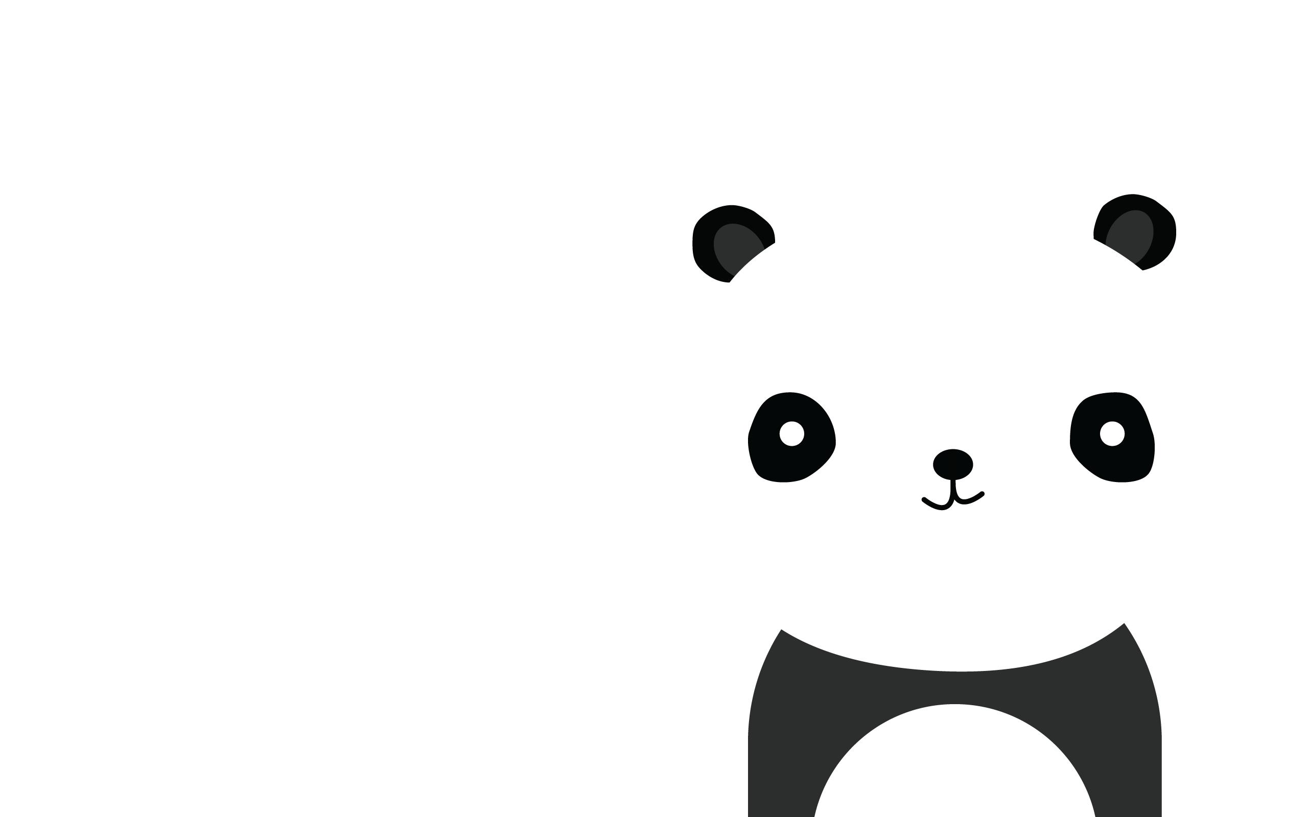 Noma Bar Panda Wallpapers Cute Tumblr Wallpaper Panda Background