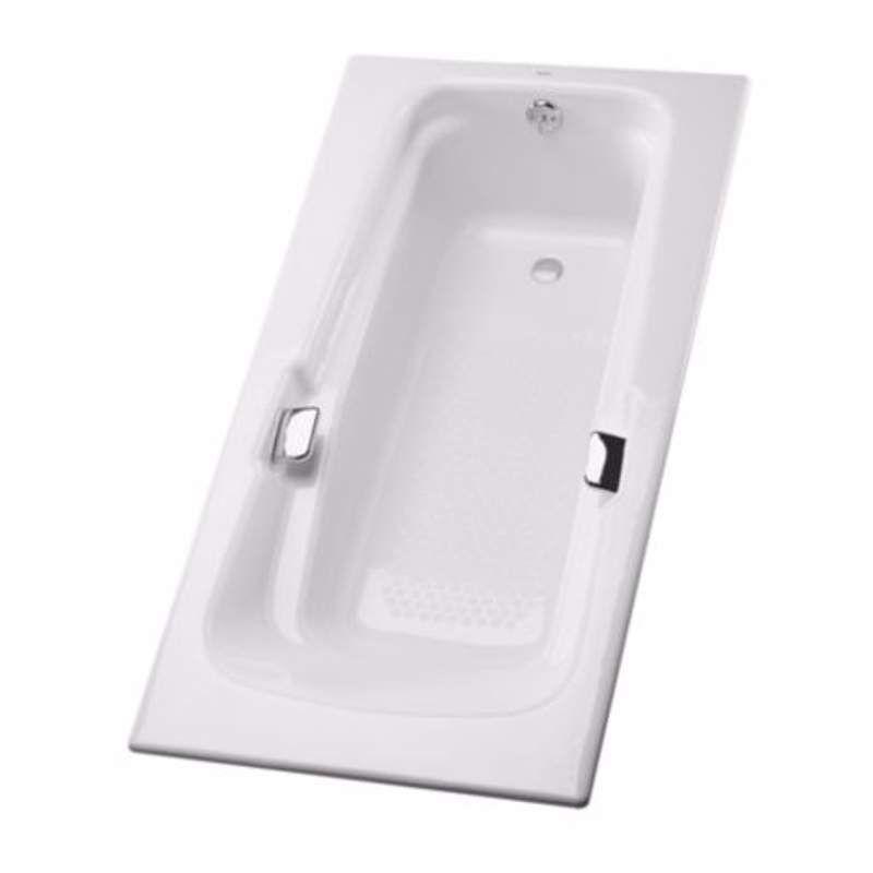 Toto Fby1500p Cast Iron Bathtub Soaking Bathtubs Bathtub