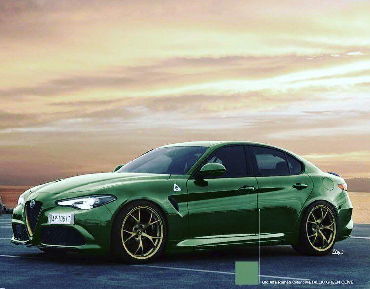1 142 Mentions J Aime 22 Commentaires Alfa Romeo Giulia