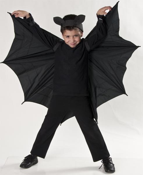 ideas de disfraces super faciles de Halloween caseros
