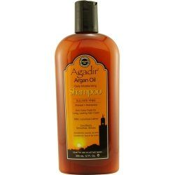 AGADIR by Agadir ARGAN OIL DAILY MOISTURIZING SHAMPOO 12 OZ AGADIR by Agadir ARGAN OIL DAILY MOISTU by Agadir. $34.50. Hair will feel moisturized, smooth and conditioned with a great aroma that will awaken your senses!. This color preserving formula will keep your hair looking great, even after several shampoos.. Agadir Argan Oil Daily Moisturizing Shampoo is sulfate and paraben free and very gentle on color treated hair.. Agadir Argan Oil Daily Moisturizing Shampoo is sulfat...