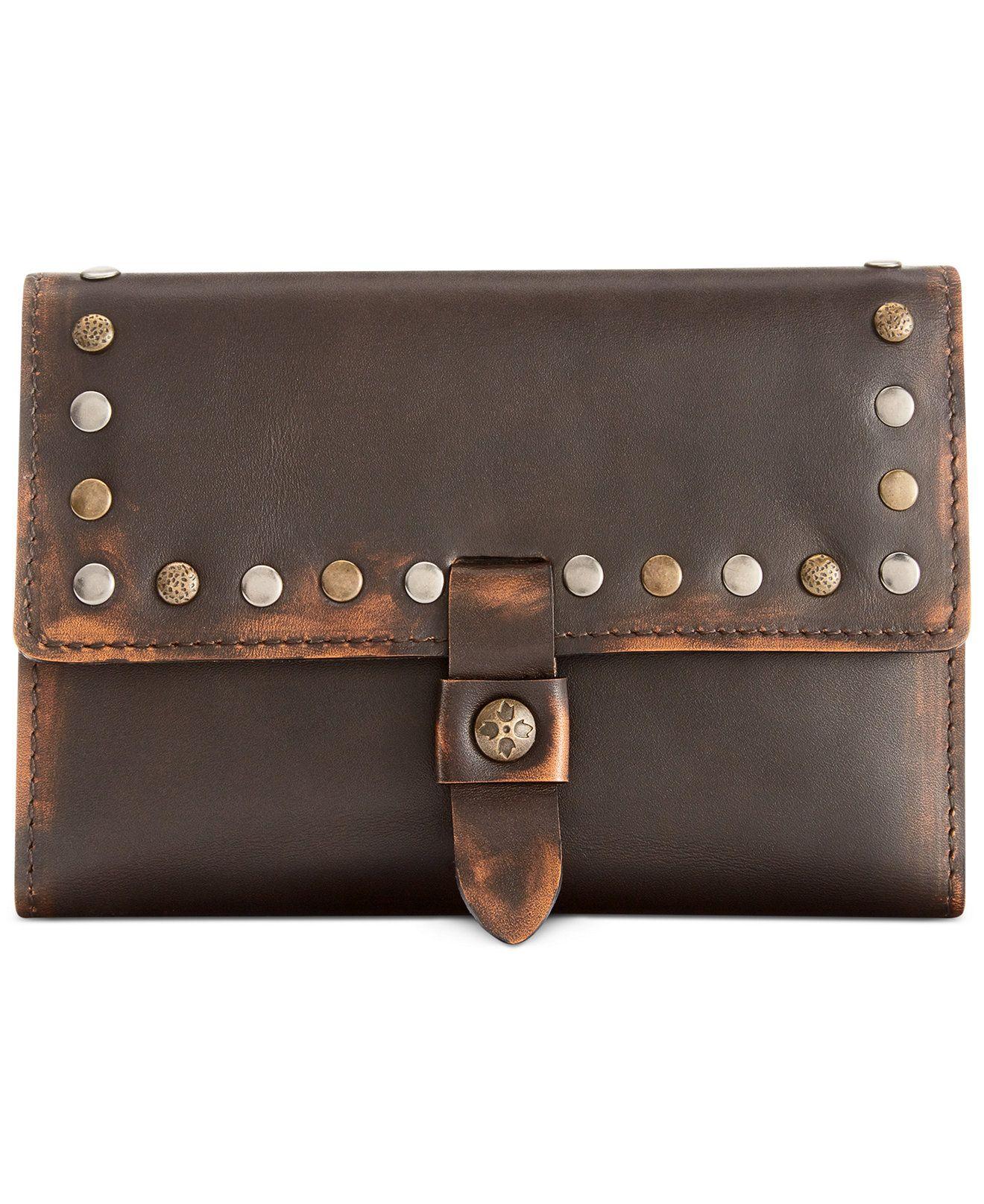Patricia Nash Overdyed Colli Wallet Handbags Accessories Macy S