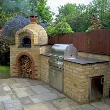 Bildergebnis Fur Gartengestaltung Ideen Outdoor Kitchen Design Pizza Oven Outdoor Outdoor Kitchen
