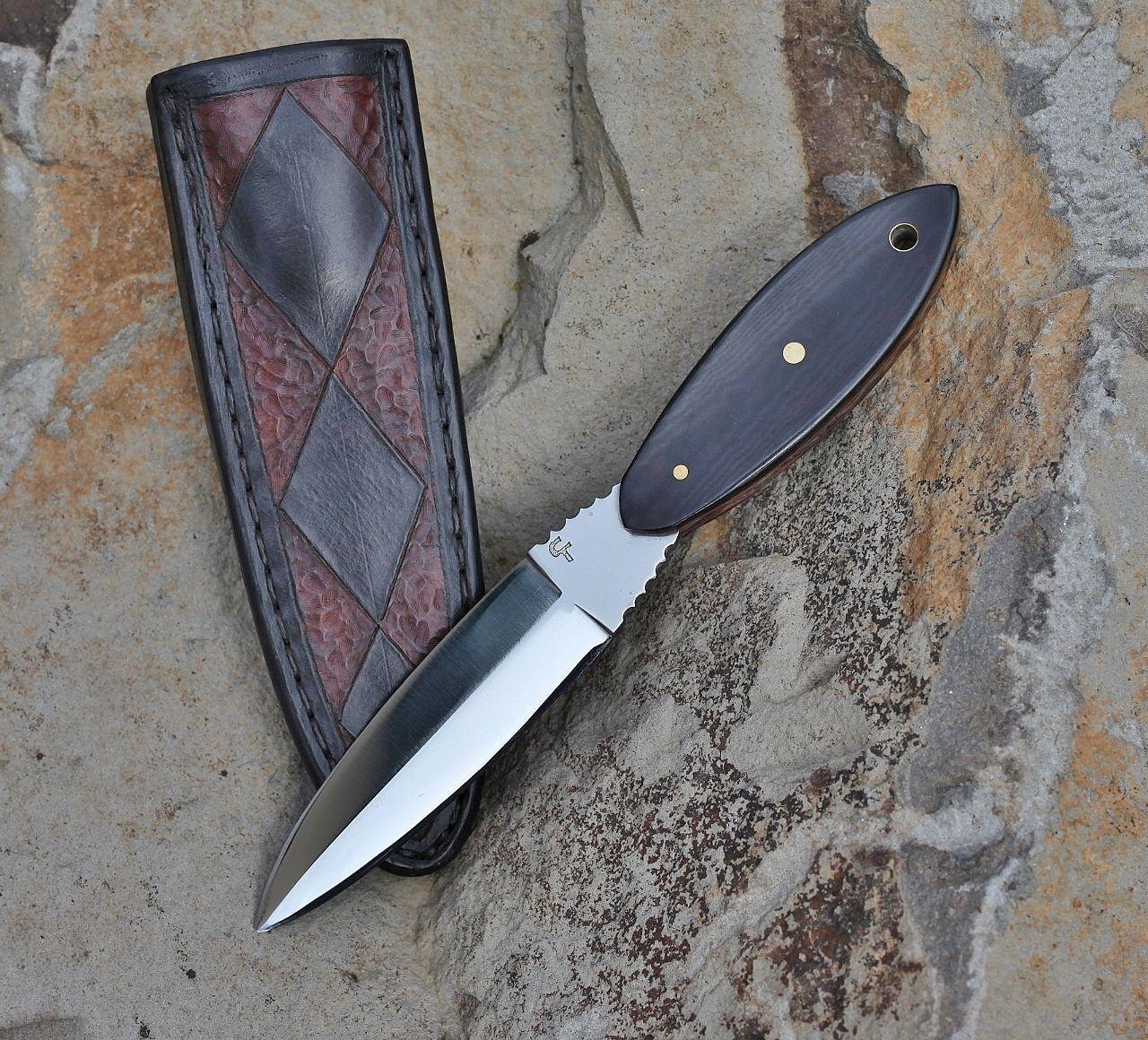 Available custom knives by idaho knife maker