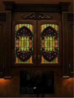 Stained glass door mosaic and stained glass pinterest stained stained glass door planetlyrics Image collections