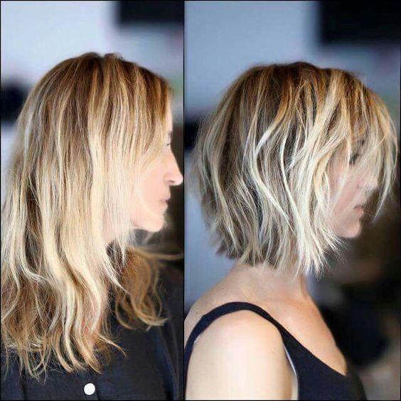 trendy hårfrisyrer