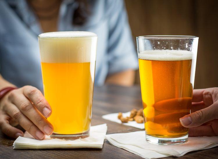 What Do Clouds In Beer Taste Like Beer Tasting Nourishing