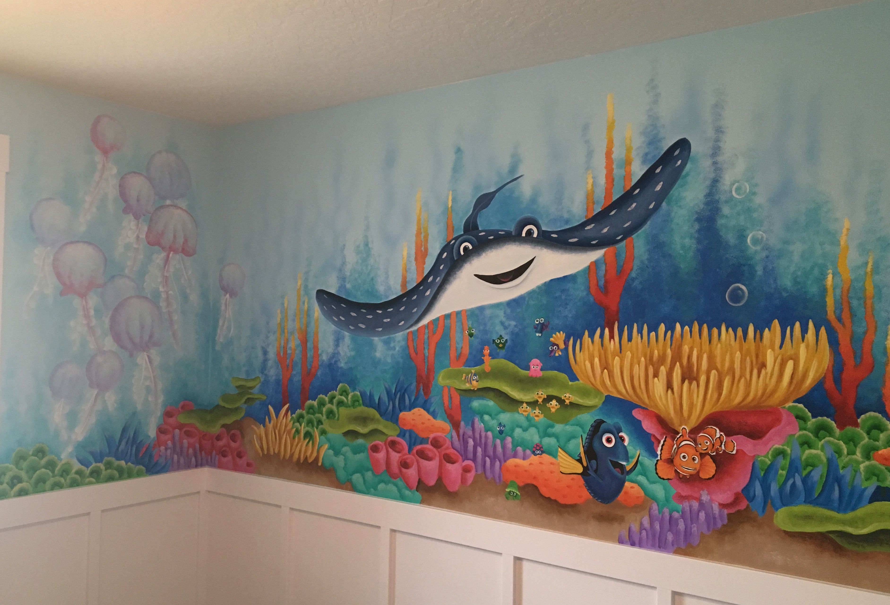 Murales Cameretta Bambini : Camerette dei sogni sd art superfici d autore murales dipinti