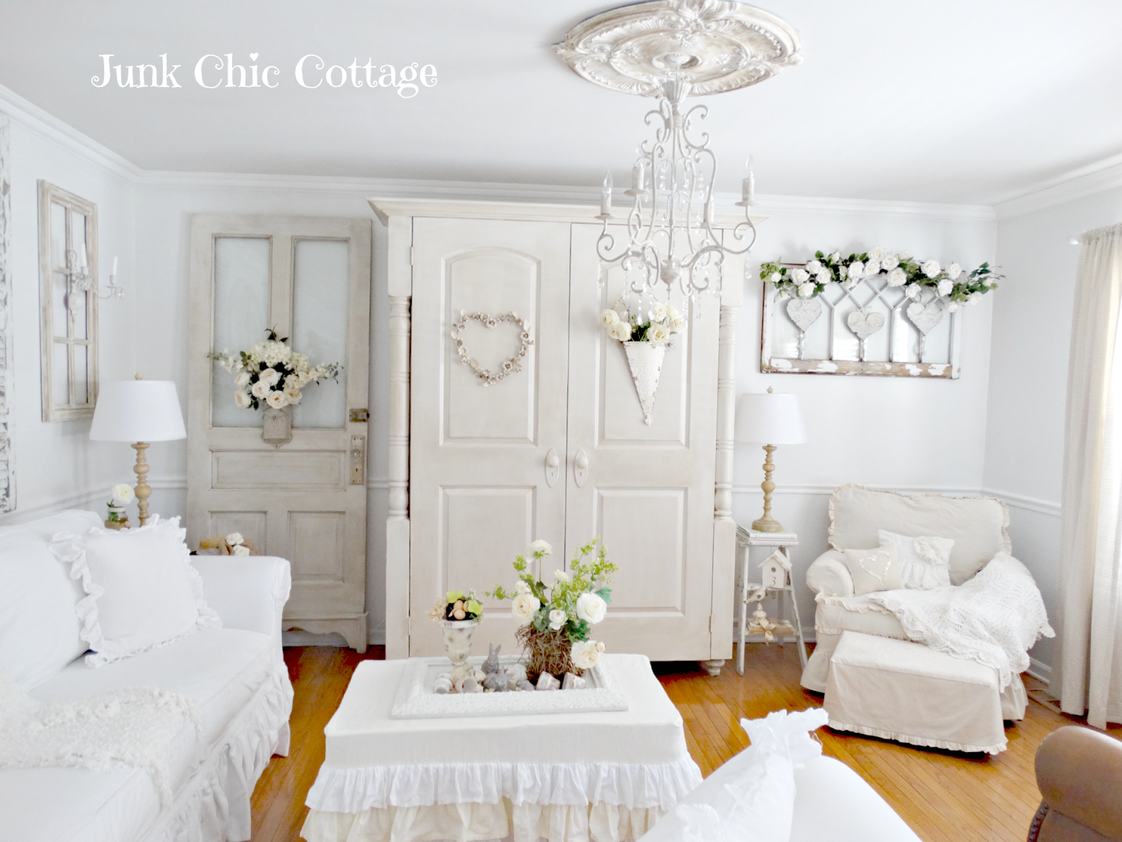 Junk Chic Cottage: Glazing is not just for donuts! | SHABBY CHIC ...