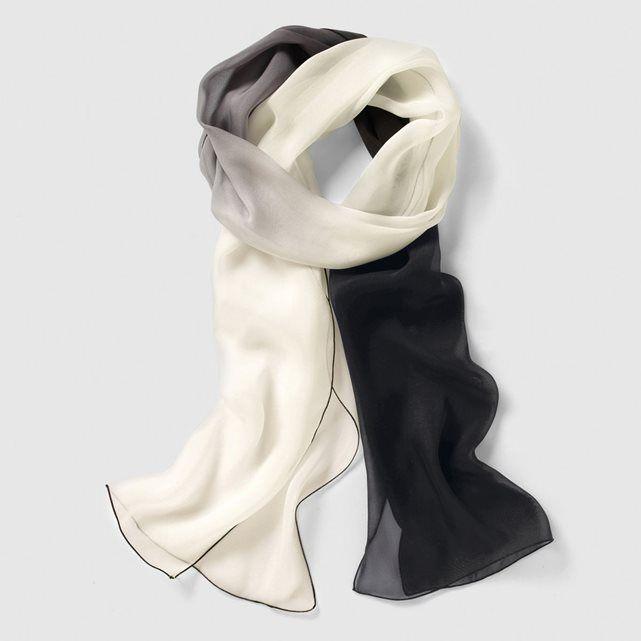 LaRedoute   FOULARD EN SOIE    mode  femme  foulard  shopping ... 054d5624048