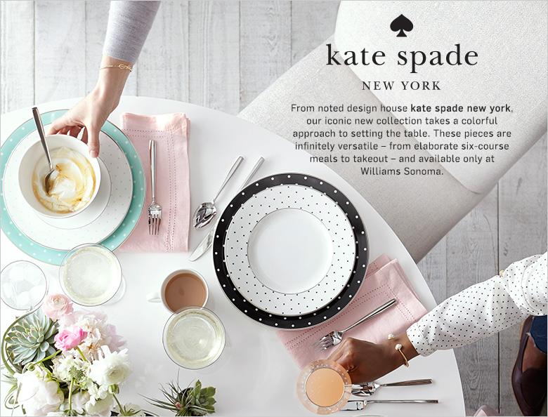 kate spade Dinnerware & kate spade new york | Williams Sonoma | Wish List | Pinterest ...