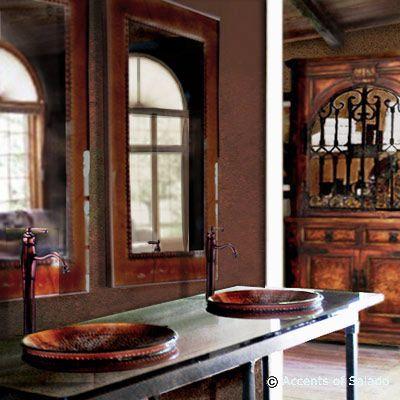 Mediterranean Decorating Styles | ... Bathrooms Mediterranean Style Style  And Luxury In Bathroom Decorating