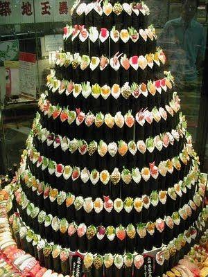 Sushi tree #sushi #food