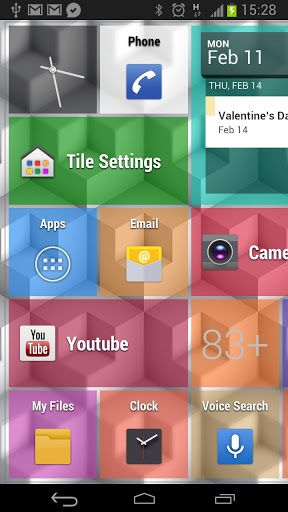 Tile Launcher Pro v1 42 Requirements: 4 0 and up Overview: This is