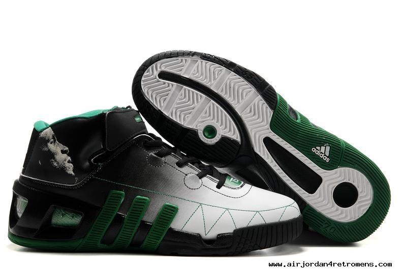 Adidas shoes nba kevin vi basketball shoes black
