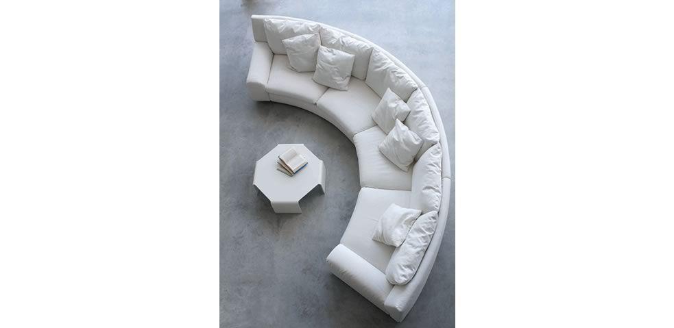 Arflex - Products - sofas - BEN BEN
