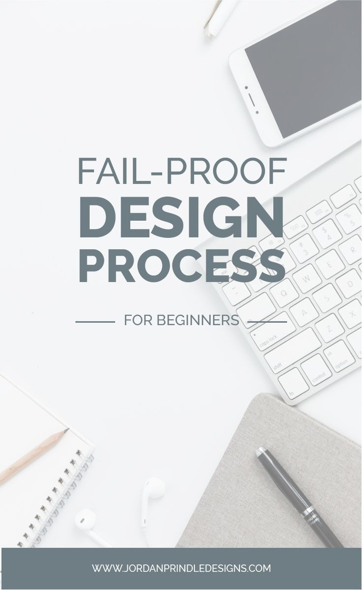 Fail-Proof Design Process for Beginners — Jordan Prindle Designs | Brand and Squarespace Designer for Entrepreneurs