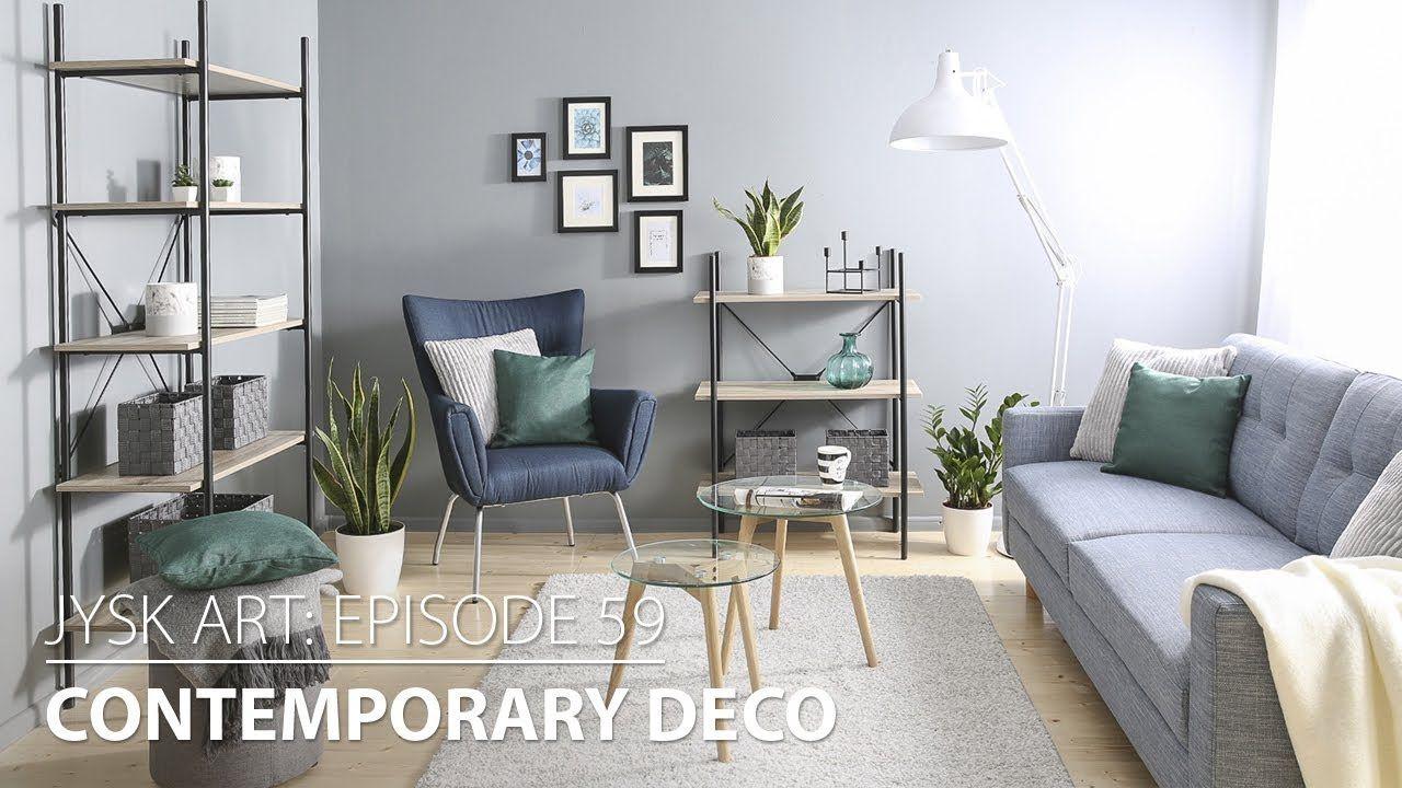 Ideas For Nordic Style Living Room Interior By JYSKart. #jysk #jyskdeco # Deco