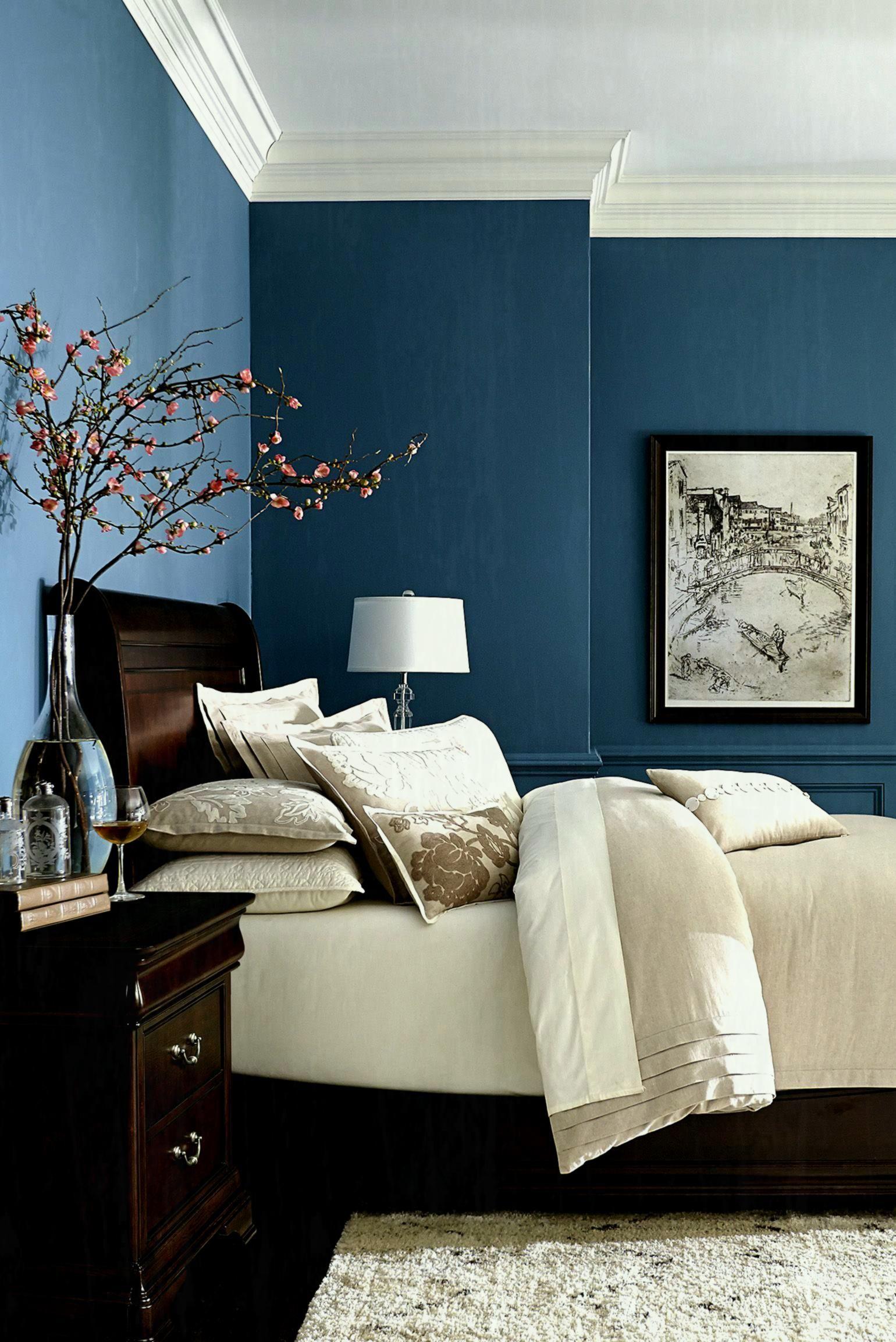 Bedroom Wall Color Schemes Interior Ideas On Design Zen Scheme