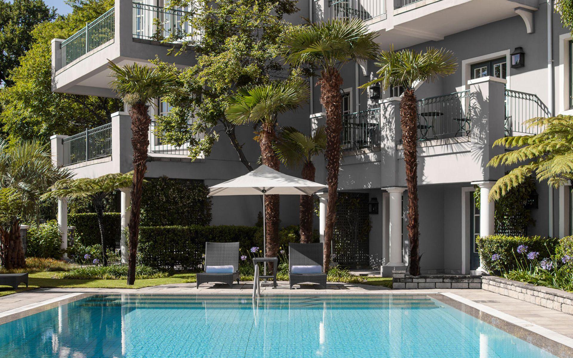 Four Seasons The Westcliff Hotel Johannesburg South Africa Dsa Architects International Urban Hotels Hotel Luxury Hotel