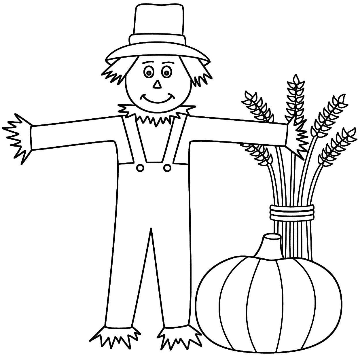 22 Beautiful Image Of Scarecrow Coloring Page Davemelillo Com Pumpkin Coloring Pages Fall Coloring Pages Scarecrow Coloring Pages Free Printable