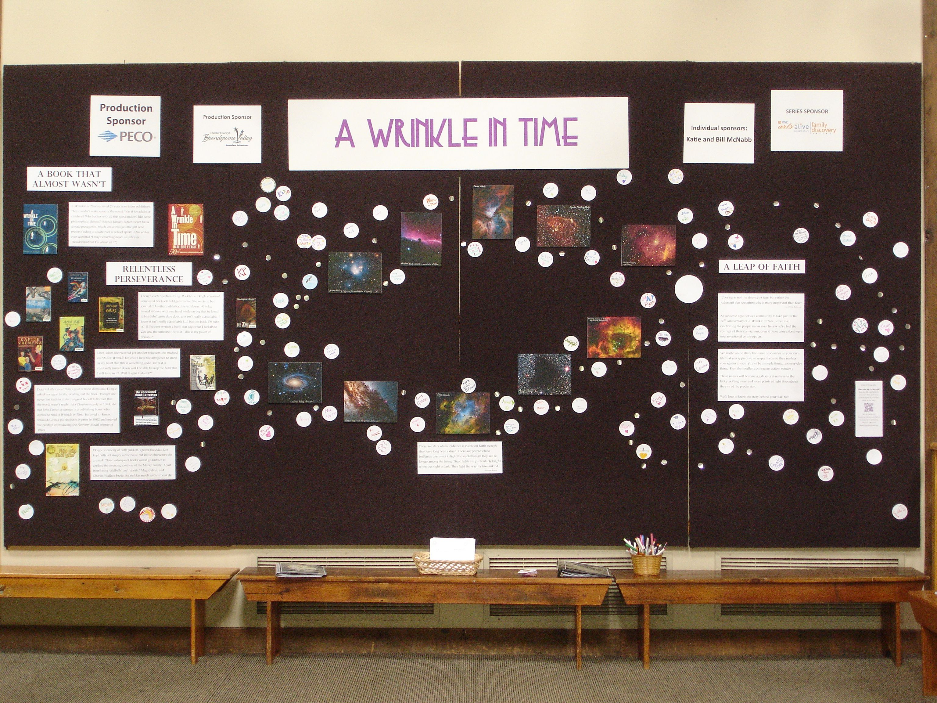 Fighters Project For A Wrinkle In Time