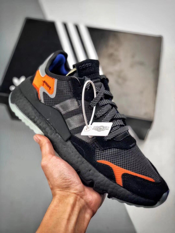 separation shoes 90bc3 20718 ADIDAS BOOST NITE JOGGER 2019 Adidas Boost, Puma, Jordan, Hypebeast, Urban  Fashion
