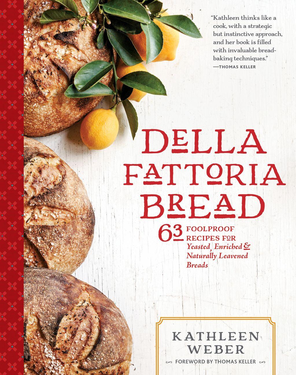 Della fattoria bread ebook new cookbooks food food