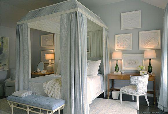 Showhouse Bedroom Ideas: Hampton Designer Showhouse
