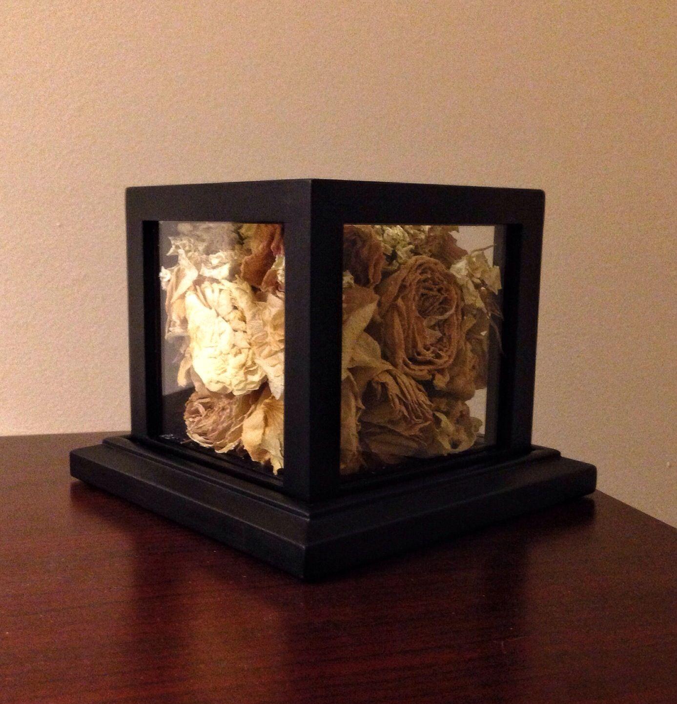 Wedding dress preservation box  Pin by Noëlle Nichole on DIY  Pinterest  Change Display and Wedding