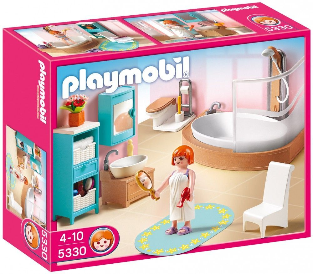 Beautiful Salle De Bains Playmobil