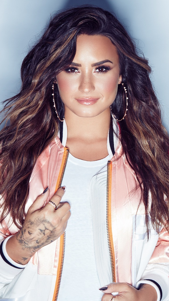 Demi Lovato Demi Lovato Lockscreens Demi Lovato Layouts Lockscreen Iphone Lockscreen Random Headers Random Lockscreens Lo Cabelo Lindo Demi Lovato Celebridades